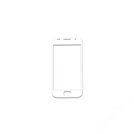 előlap üveg Samsung S1 fehér !AKCIÓS!