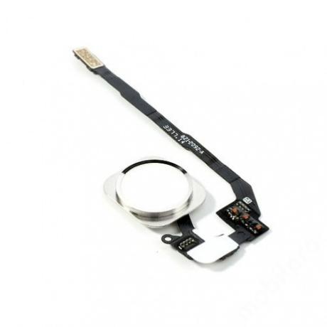 homeflex iPhone 5S fehér + touch ID