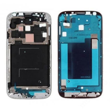 LCD keret Samsung i9505 S4 + hátlap keret !AKCIÓS!