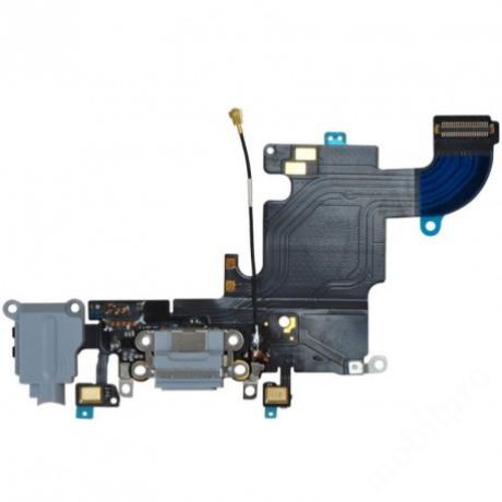 dockflex + audioflex iPhone 6S fekete