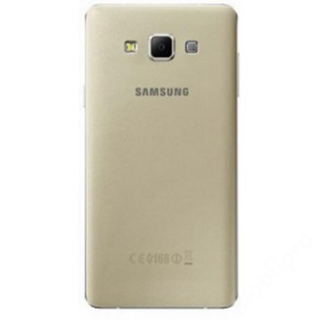 hátlap Samsung A700 A7 arany !AKCIÓS!