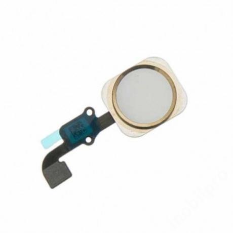 homeflex iPhone 6S arany + touch ID