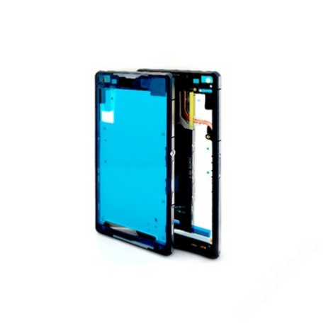 LCD keret Sony Z2 fekete !AKCIÓS!