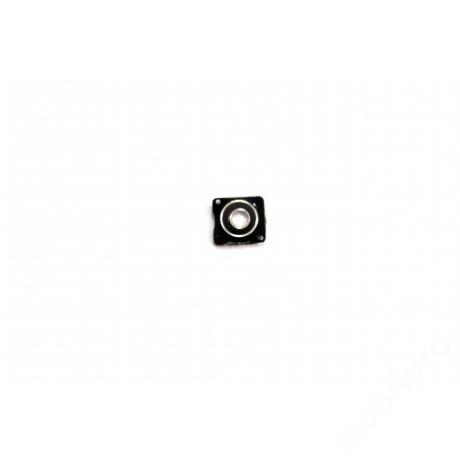 kameralencse üveg iPhone 5 fehér