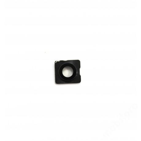 kameralencse üveg iPhone 5S fekete