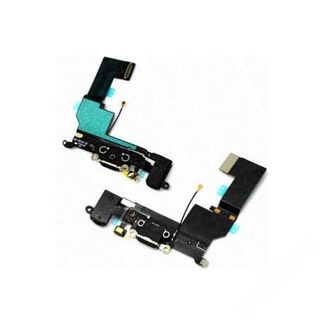 dockflex + audioflex iPhone SE fekete