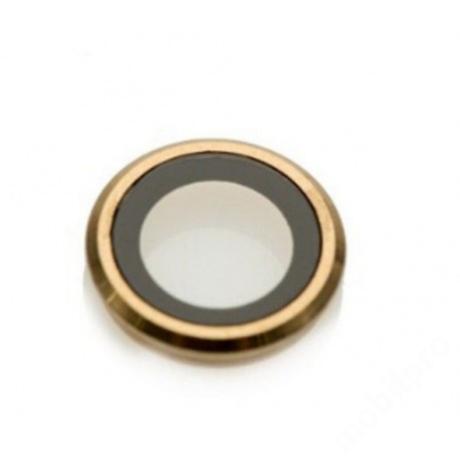 kameralencse üveg iPhone 6S Plus arany