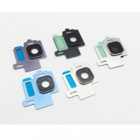 kameralencse üveg Samsung G950 S8 kék