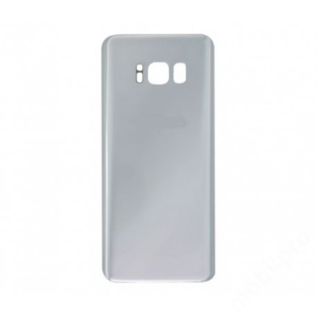 hátlap Samsung G950 S8 ezüst logo nélkül