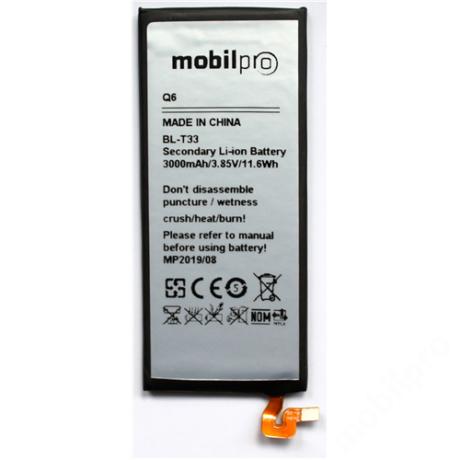 akkumulátor LG Q6 BL-T33