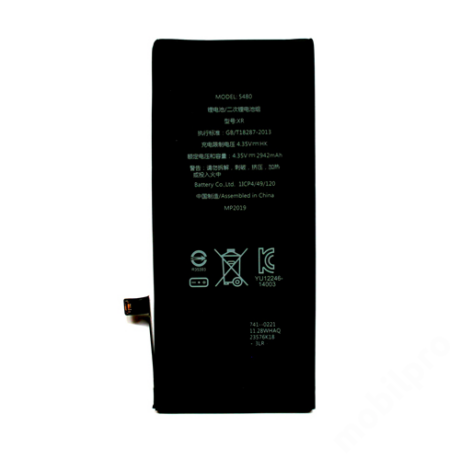 akkumulátor iPhone XR