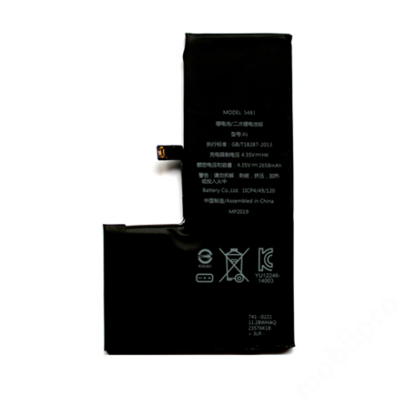 akkumulátor iPhone XS