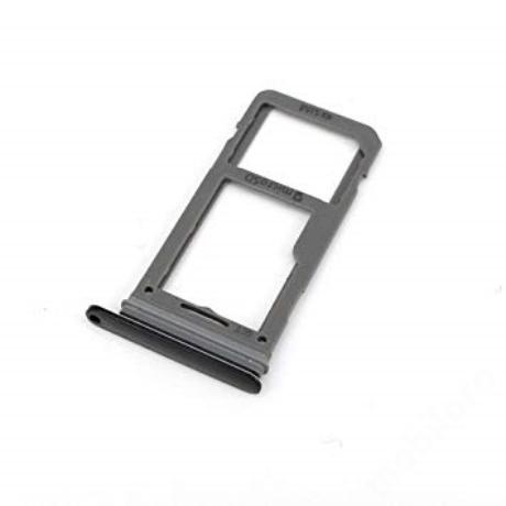 sim tálca Samsung G950 S8 fekete