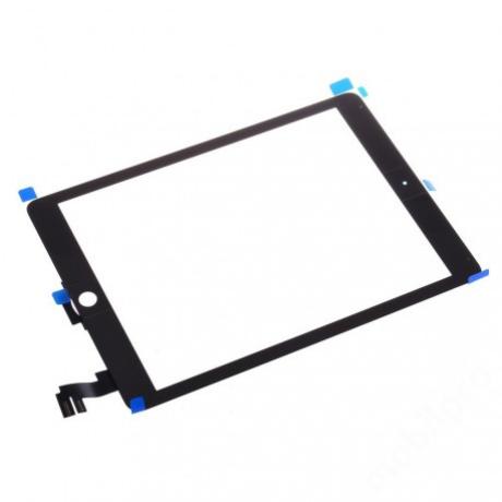 előlap iPad Air 2 fekete