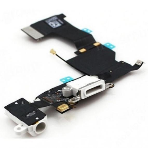 dockflex + audioflex iPhone 5S fehér