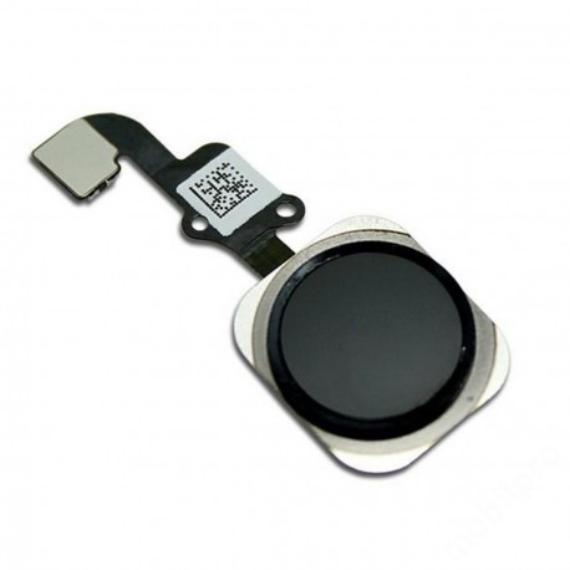homeflex iPhone 6 fekete + touch ID