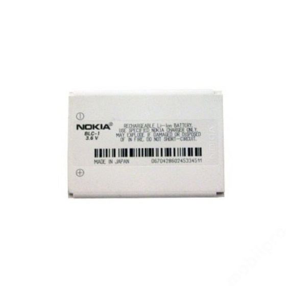 akkumulátor Nokia 3410 BLC-2 Li-Ion 1200mAh
