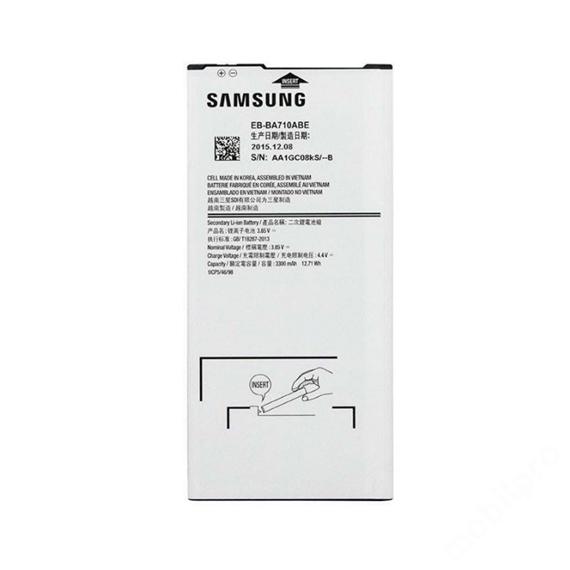 akkumulátor Samsung A710 A7 2016 ORG GH43-04566B Li-Ion 3300mAh