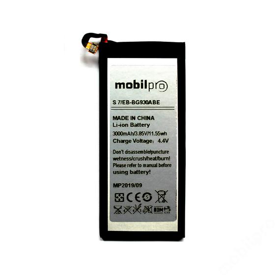 akkumulátor Samsung G930 S7 Li-Ion 3000mAh